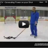 Alex Kovalev Demonstrates powerful shooting techniques