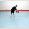 Off Ice Hockey Stick Handling Drills