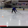 High End  Stick Handling and Tight Turns Drill