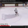 Red Gendron Neutral Zone Regroup Awareness Drill For Defenseman