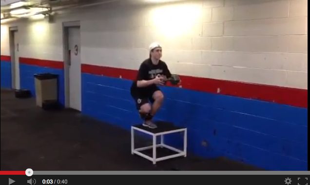 Hockey Strength Training