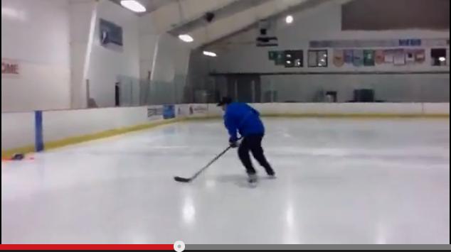 Edge Work Drills for Hockey