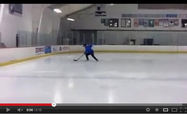 Tthe marcou hockey drill