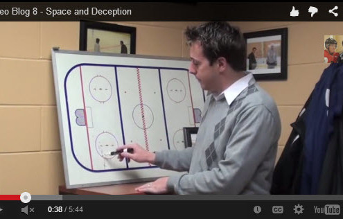 Darryl Belfry Breaks Down Space and Deception in Hockey