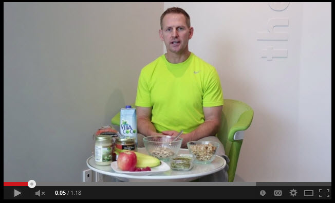 Gary Roberts Nutritional Tips