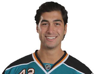 Pro Hockey Player Joe Loprieno