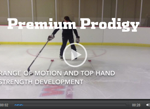 Range of Motion and Top Hand Strength Development Drills