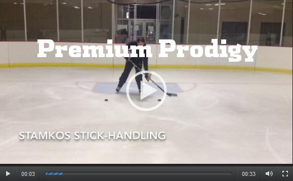 Stamkos Stick-Handling Drill