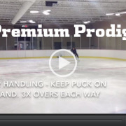 Under - Handling - Stick Handling 3x Overs Each Way Prodigy Hockey