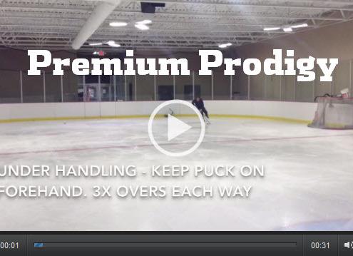 Under - Handling - Stick Handling 3x Overs Each Way Prodigy Hockey