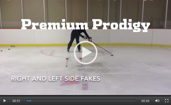 Right And Left Side Fakes - Stick Handling Moves