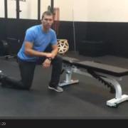 Single Leg Bridge Glut – Strength Trainer Bill Sauer