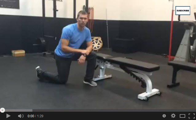 Single Leg Bridge Glut – Strength Trainer Bill Sauer