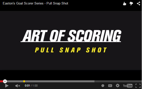 Scott Bjugstad Pull Snap Shot Mechanics