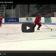 College Level Defensive Skating Drills