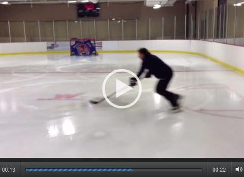 Inside Edge Work Hockey Skating