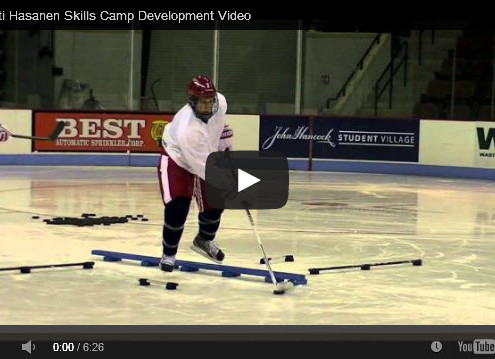 Pertti Hasanen Stick Handling Drills