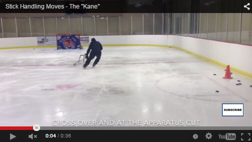 Stick Handling Moves The Kane