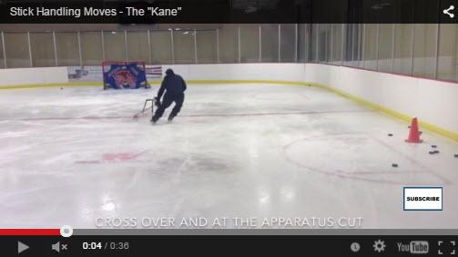 Stick Handling Moves The Kane