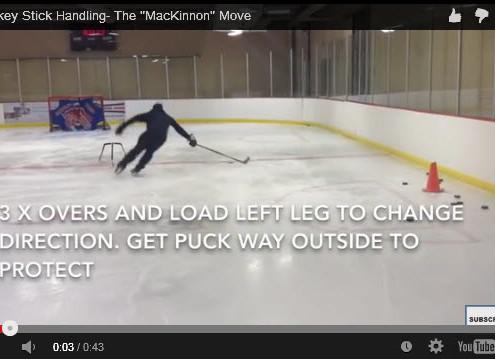 Stick Handling Moves - The MacKinnon