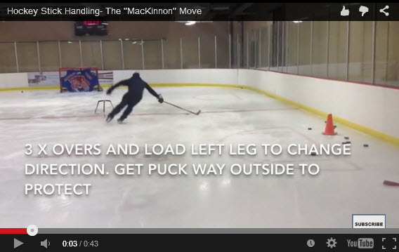 Stick Handling Moves - The MacKinnon