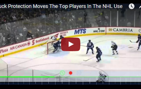 Puck Protection Moves The Top Players In The NHL Use