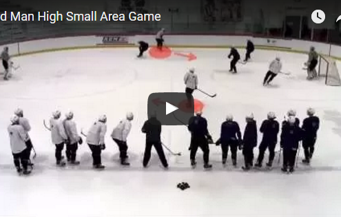 3rd man high small area game