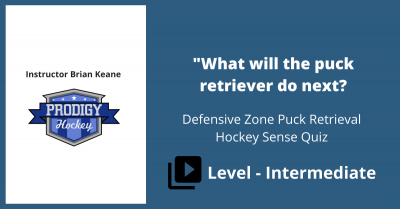 Defensive zone retrievals