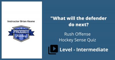 Rush Offense Quiz