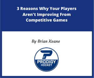 3 Reason why your players aren't improving from competitive games